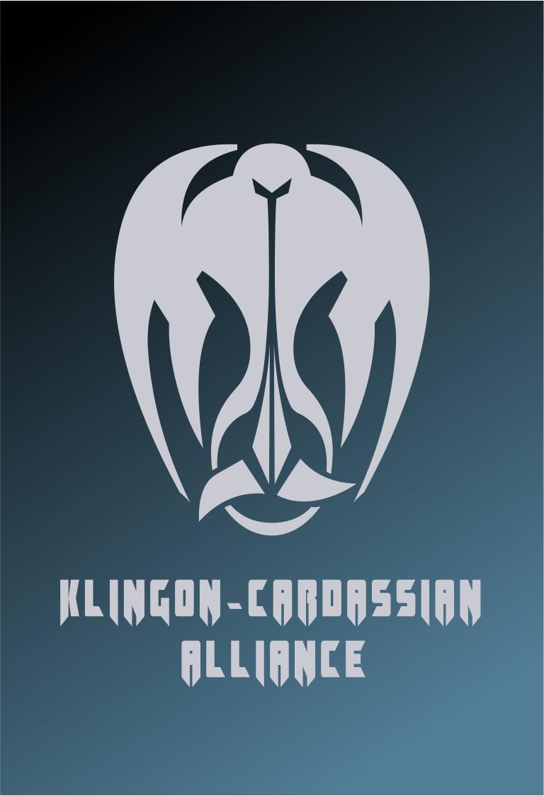 Fraktions Logos Logo_Klingon-Cardassian_2