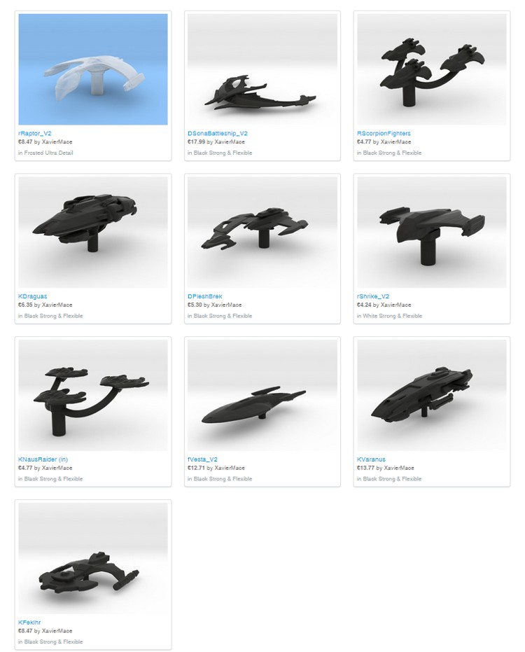 3-D-Prints STAW_shapeways
